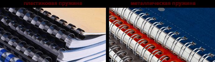 брошюровка на пластиковую пружину, брошюровка на металлическую пружину, брошюровка документов, твердый переплет дипломов, твердый переплет дипломных работ, металлбинд