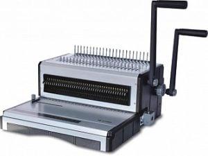 брошюратор на пластиковую и металлическую пружину, для брошюровки на металлическую пружину.