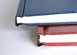 твердый книжный переплет, брошюровка документов