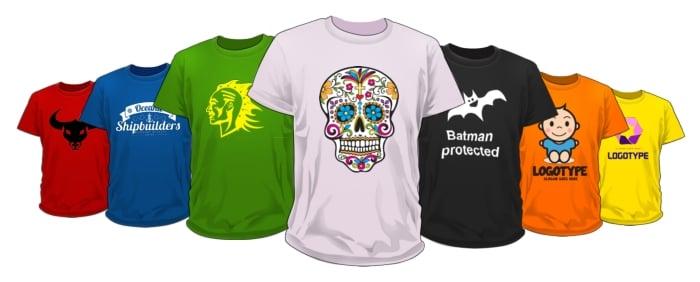 Прямая печать на футболках, цифровая печать на футболках, цифровая печать текстильными чернилами
