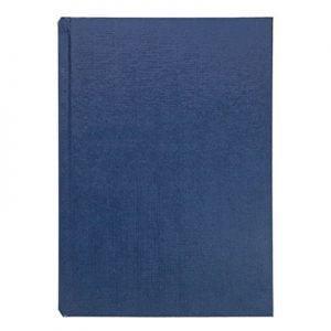 чистые обложки синие, твердый переплет